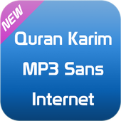 Quran mp3 sans internet icon