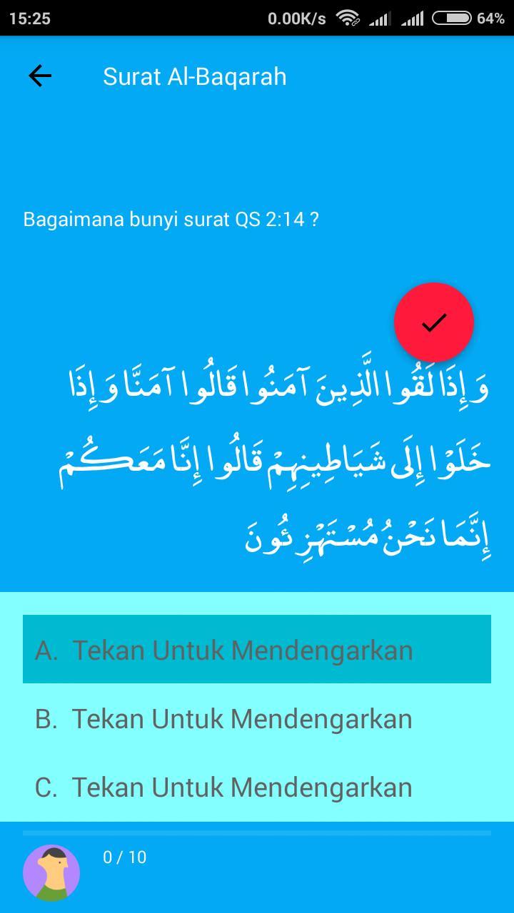 Tahfidz Quran poster