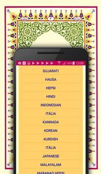 Quran Android screenshot 13