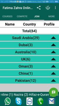 Fatima Zahra Online Quran Acadmy screenshot 4
