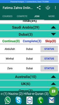 Fatima Zahra Online Quran Acadmy screenshot 6