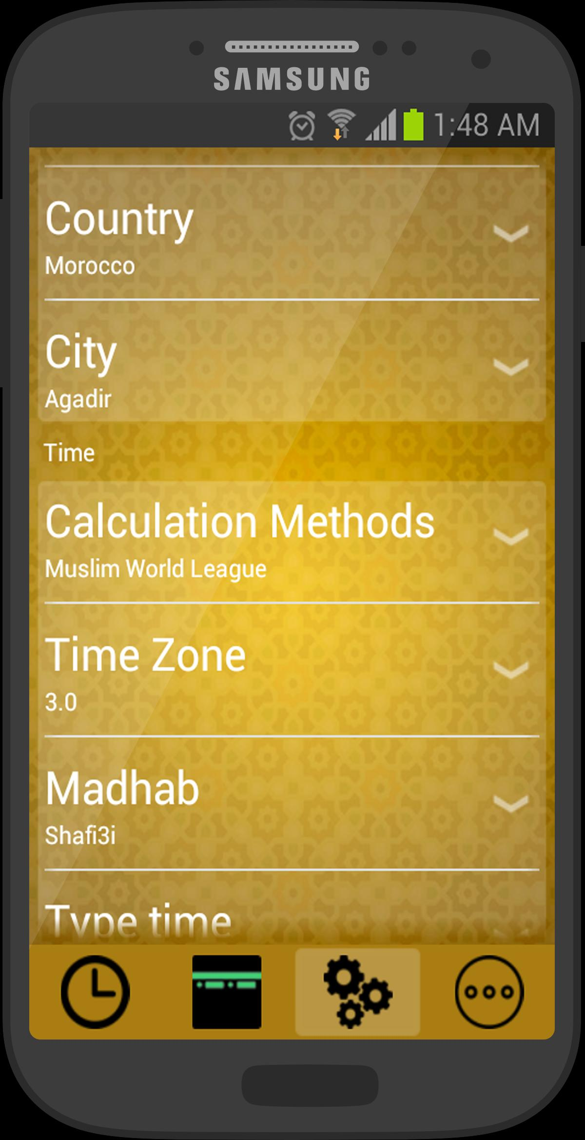 Prayer times - Muslim Adhan pro for Salat first for Android - APK