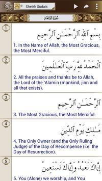 Al Quran English Translation + Audio & Read kuran for