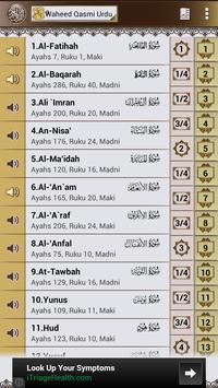 Al Quran Audio + Urdu Terjma screenshot 2