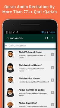 Surah Al Jinn MP3  Full screenshot 4