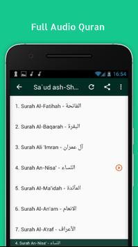Surah Al Jinn MP3  Full screenshot 6