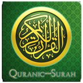 Quranic Surah by Sheikh Sudais icon