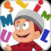 Islamic Word Scramble for Kids icon