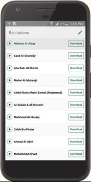 Bayan Quran apk screenshot
