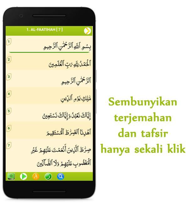 AL QURAN TAFSIR JALALAIN 30 JUZ for Android - APK Download