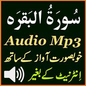 Voice Surat Baqarah Mp3 Audio icon