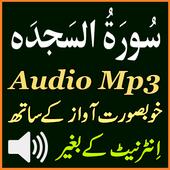 Voice Surat Sajdah Mp3 Audio icon