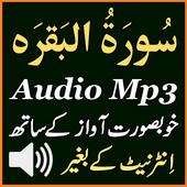 Voice Sura Baqarah Mp3 Audio icon