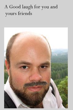 Bald Head Funny Photo screenshot 2
