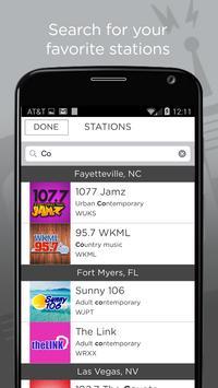iRadioNow ảnh chụp màn hình 1
