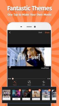 VivaVideo - Free Video Editor & Photo Video Maker poster