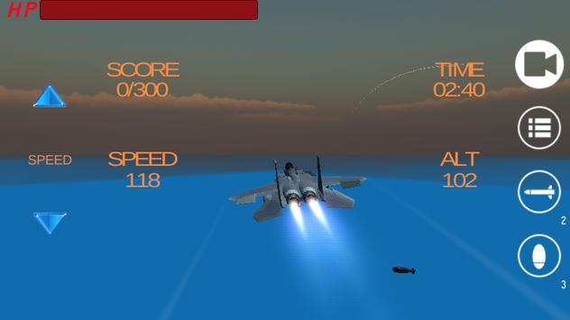 Naval Combat 3D screenshot 1