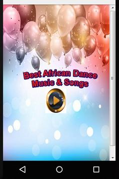 Best African Dance Music & Songs poster