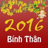 Chuc Tet 2016 - Xuan Binh Than icon