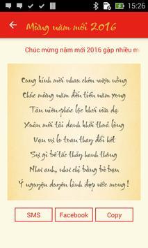 Chuc Tet 2016 - Xuan Binh Than apk screenshot