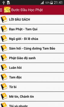 Kinh Phật Học screenshot 3