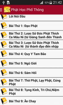Kinh Phật Học screenshot 4