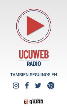 UCUWEB poster