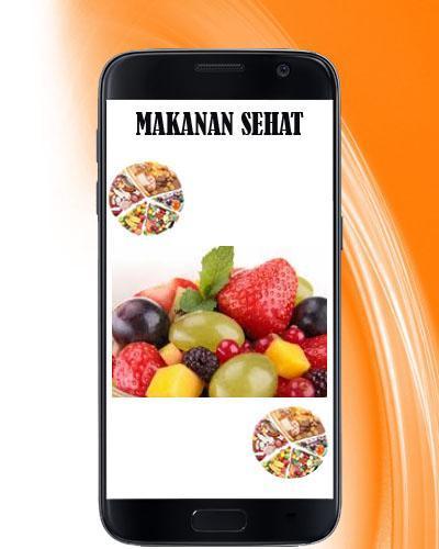 Jenis Makanan Yang Sehat poster