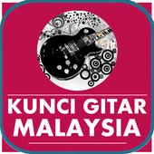 Kunci Gitar Malaysia Lengkap icon
