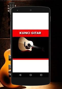 Kunci Gitar Malaysia Lengkap screenshot 1