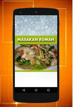 Masakan Rumahan Sederhana screenshot 5