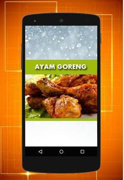 Resep Ayam Goreng apk screenshot