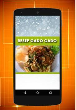 Resep Gado Gado screenshot 4
