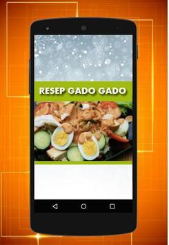 Resep Gado Gado screenshot 5