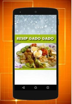 Resep Gado Gado screenshot 3
