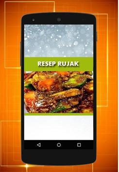 Resep Rujak screenshot 4