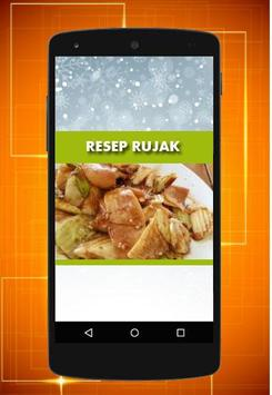 Resep Rujak screenshot 2