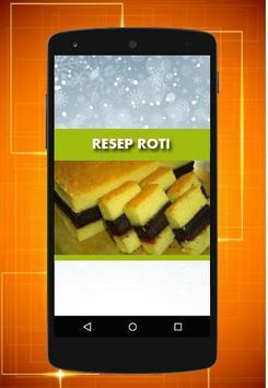Resep Roti Pilihan apk screenshot