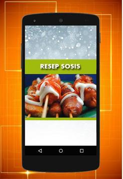 Resep Sosis Enak poster