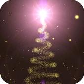 Christmas live wallpaper 3d icon