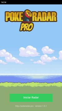 PokeRadar PRO poster