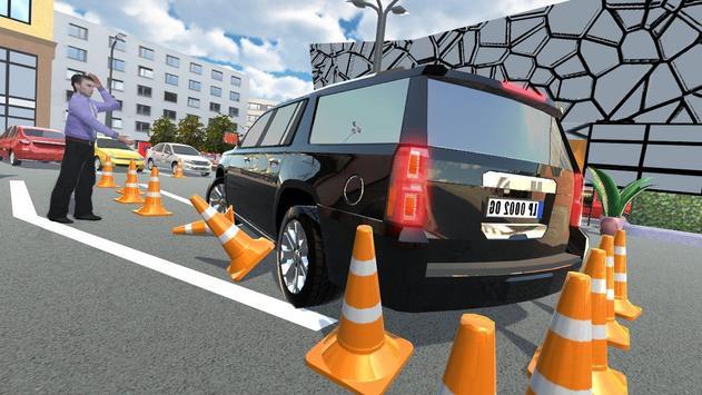 Luxury Car Parking screenshot 2