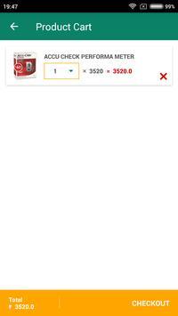 QuickDawa: Online Medicine screenshot 4