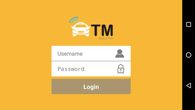 ATM(Android Taxi Meter) poster