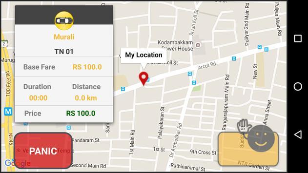 ATM(Android Taxi Meter) apk screenshot