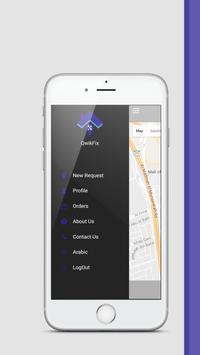 QwikFix-Provider screenshot 1