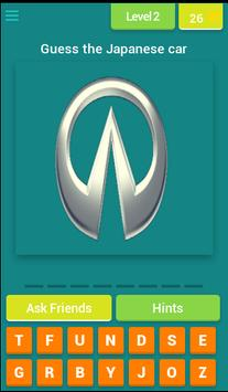 Car Logo Quiz screenshot 2