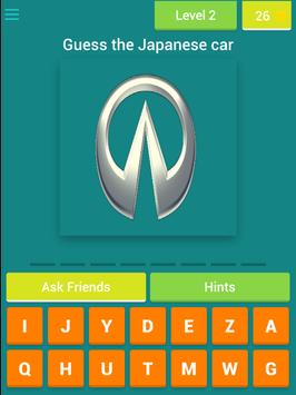 Car Logo Quiz screenshot 9