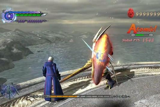 Hint Devil May Cry IV screenshot 3