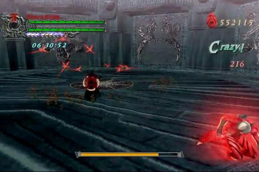 Hint Devil May Cry IV screenshot 2